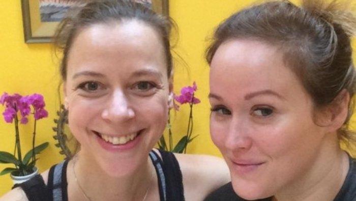 Personal Yoga Timeout: Jeniffer von Mummy Mag
